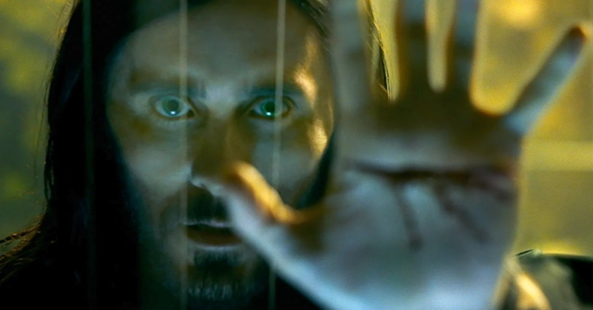 Jared Leto Morbius movie