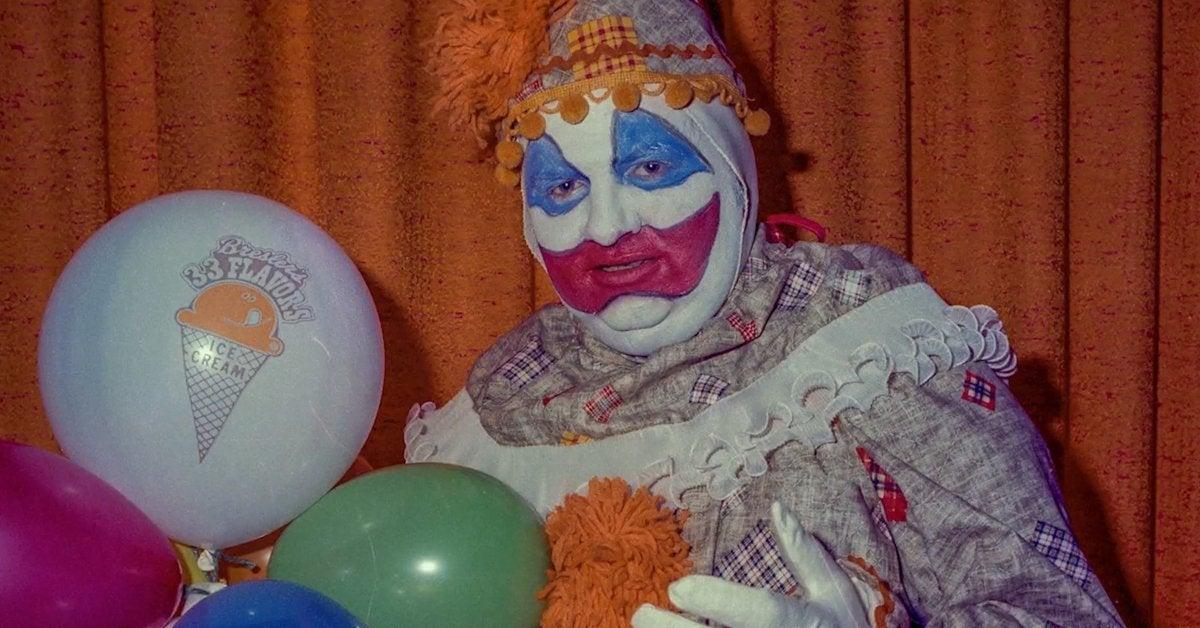 john wayne gacy clown pogo peacock series