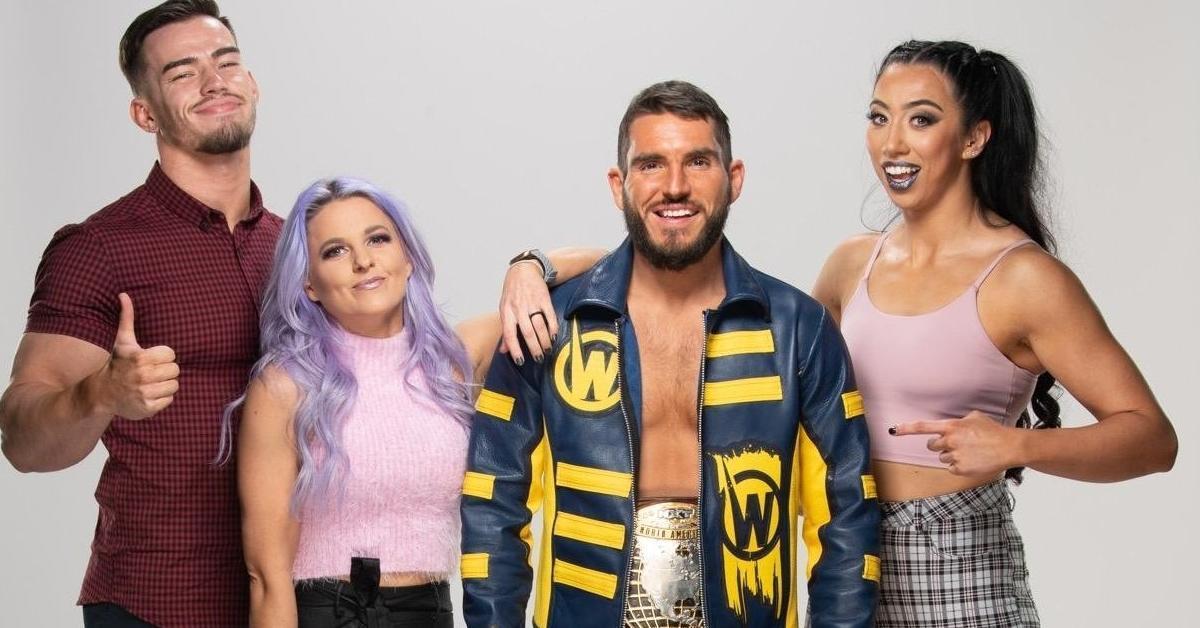 Johnny Gargano NXT TakeOver Vengeance Day X-Men Gear