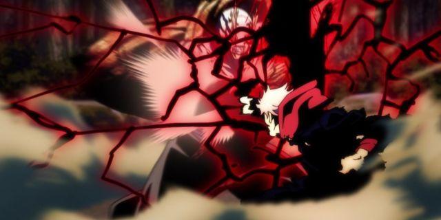 Jujutsu Kaisen Black Flash Episode 19 Yuji Itadori Anime