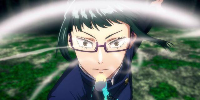 Jujutsu Kaisen Maki Mai Zenin Family Backstory Anime