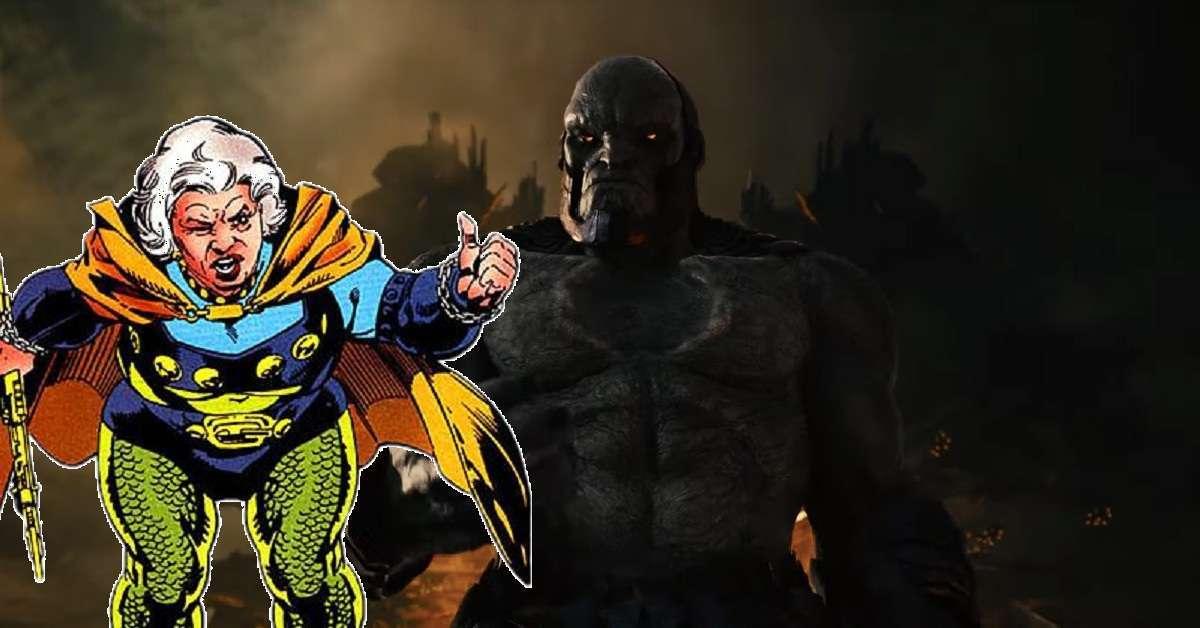 Justice League Darkseid Granny