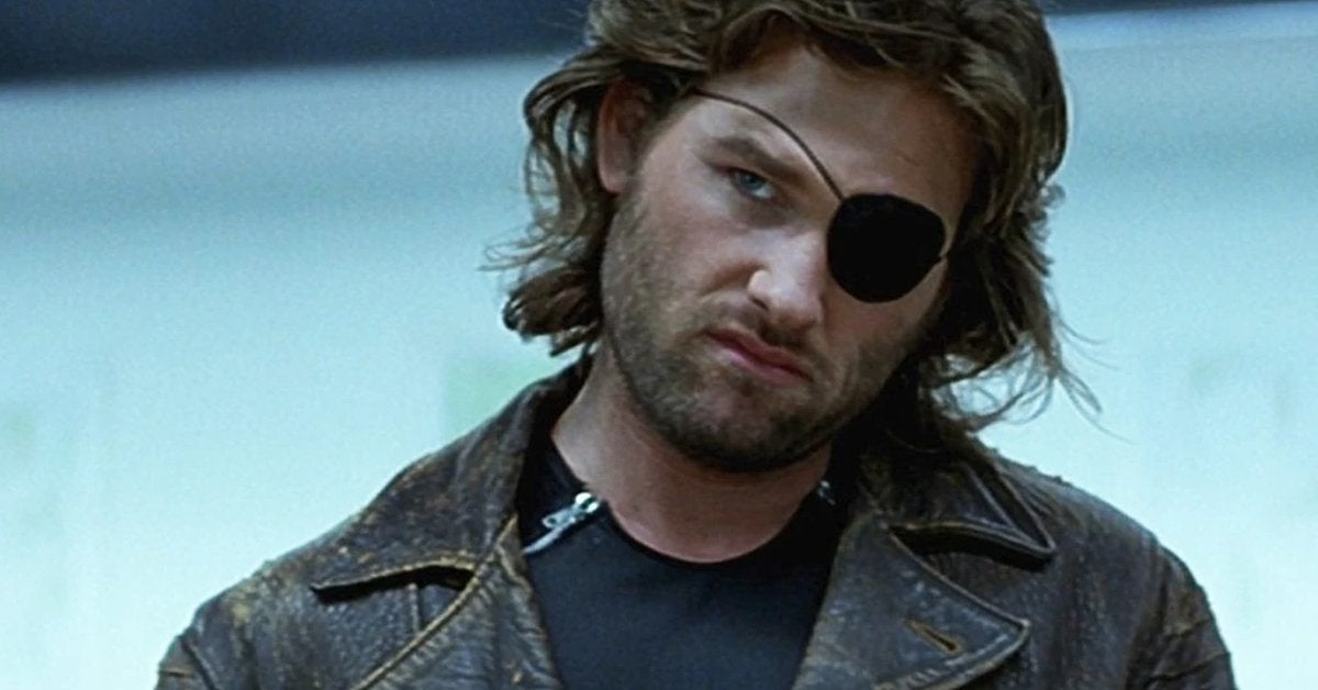 kurt russell snake plissken escape from new york