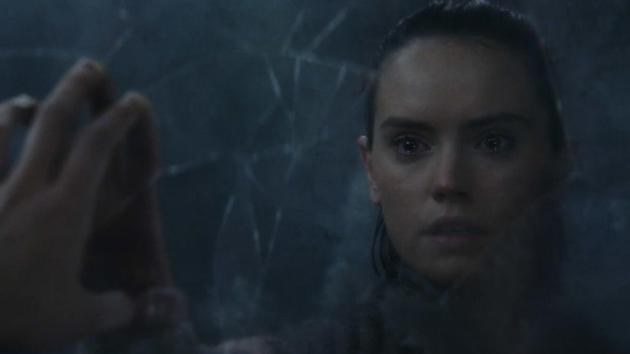 Star Wars: The Last Jedi Director Rian Johnson Reveals His Interpretation of the Mirror Scene