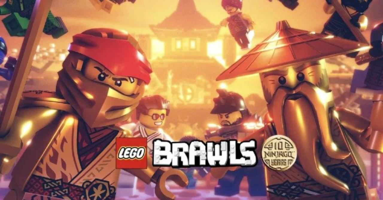 LEGO Brawls Reveals Ninjago Anniversary Event
