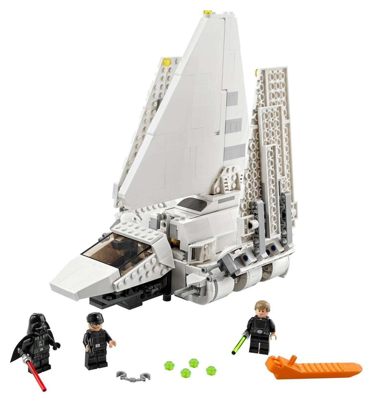 New Star Wars 2021 LEGO Sets Launch Tonight