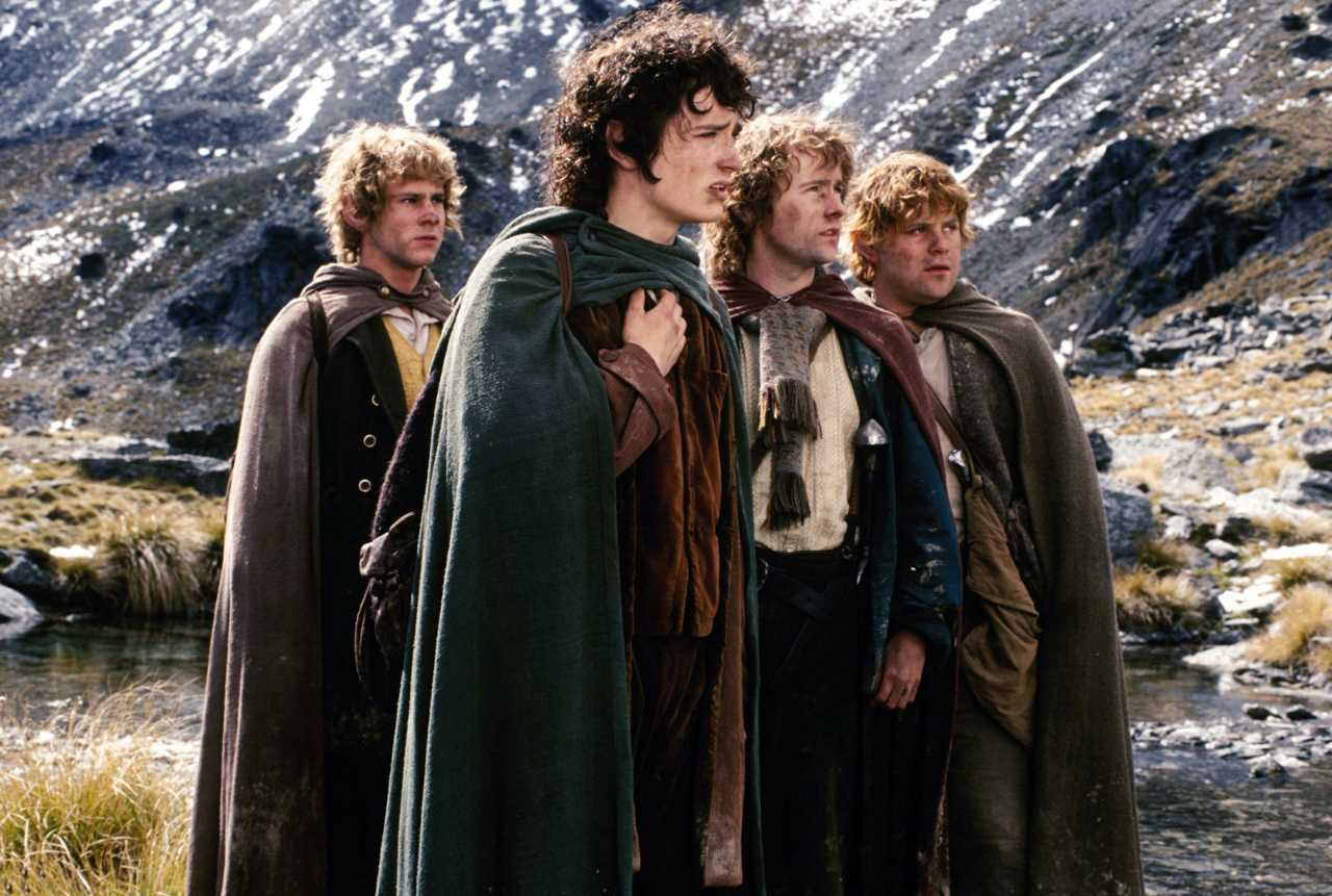 Lord of the Rings The Fellowship of the Rings