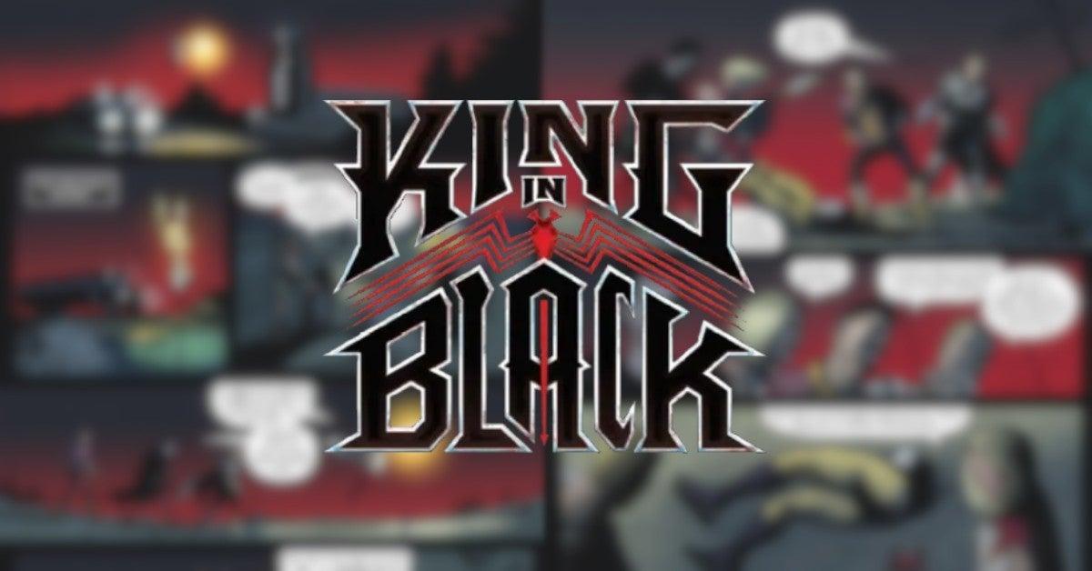 Marvel King In Black Thunderbolts Sentry Dead Body Bomb