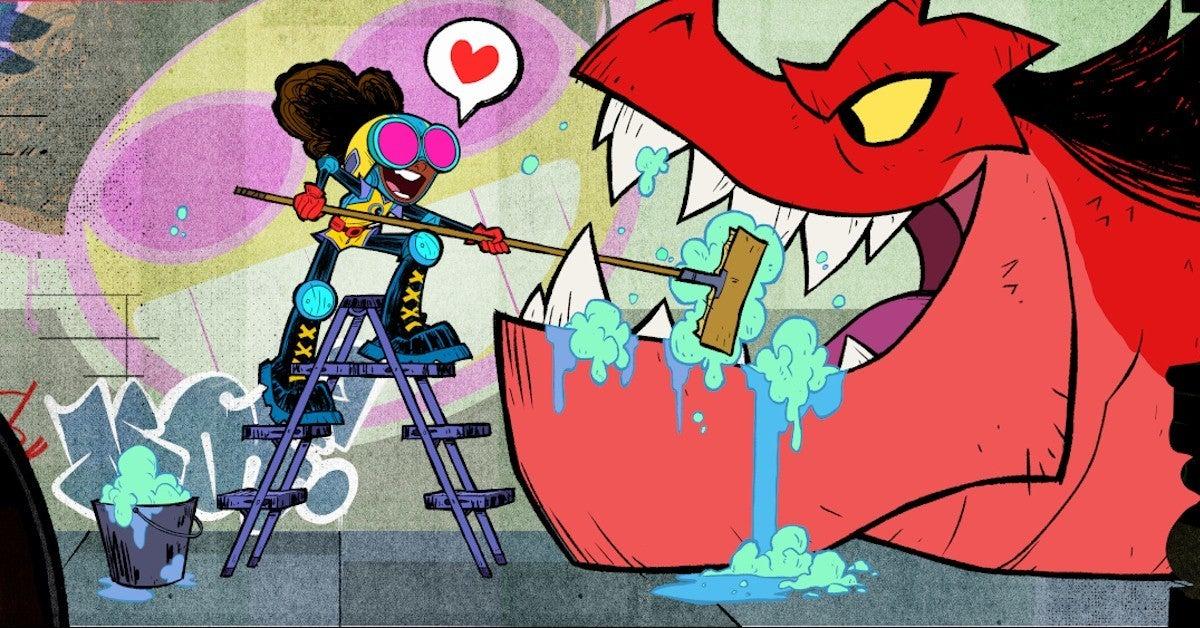 Marvel's Moon Girl And Devil Dinosaur Cast Announced