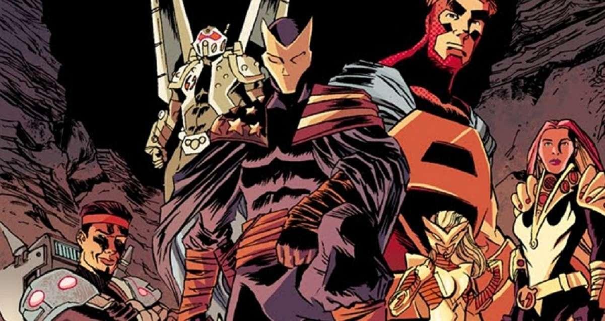 Marvel Thunderbolts Brevoort