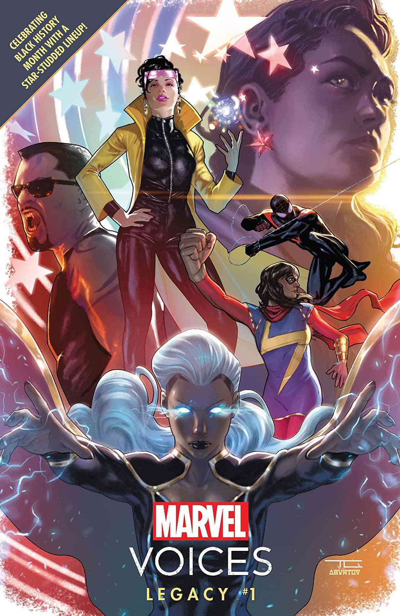 Marvel Voices Legacy #1