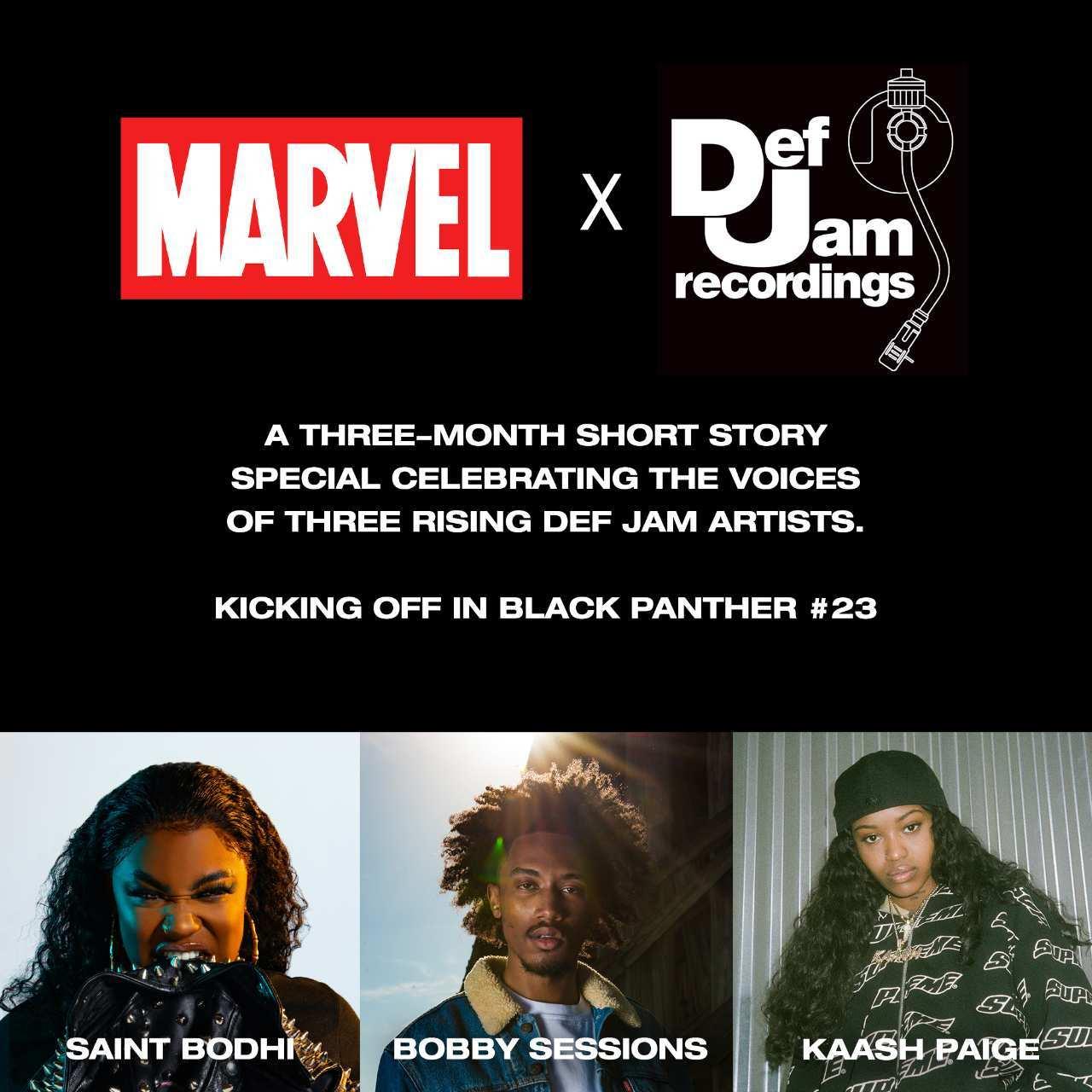 Marvel x Def Jam