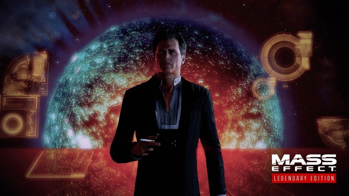 Mass Effect Legendary Edition ILLUSIVE MAN