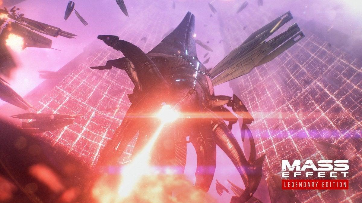 Mass Effect Legendary Edition - REAPERS