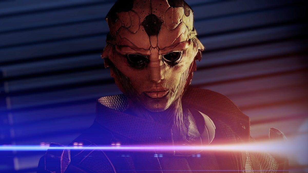 Mass Effect Legendary Edition Thane Featured