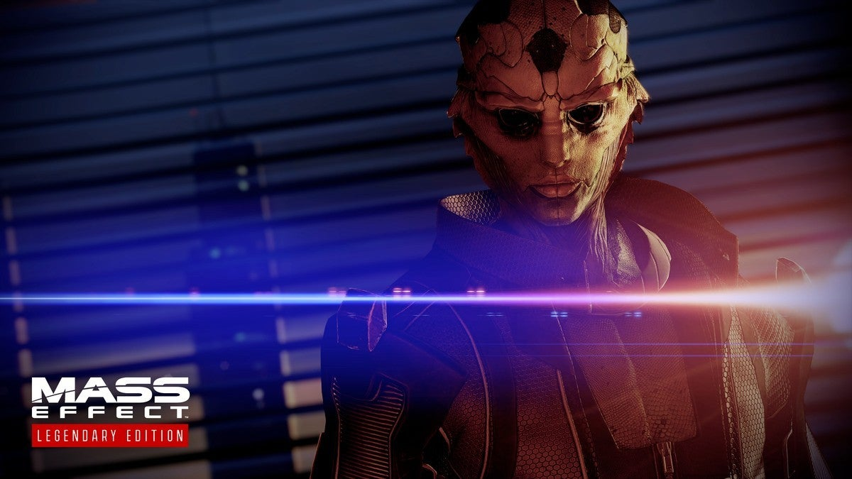 Mass Effect Legendary Edition _THANE New