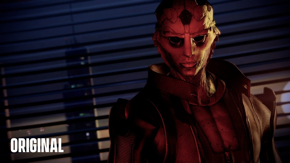 Mass Effect Thane Old