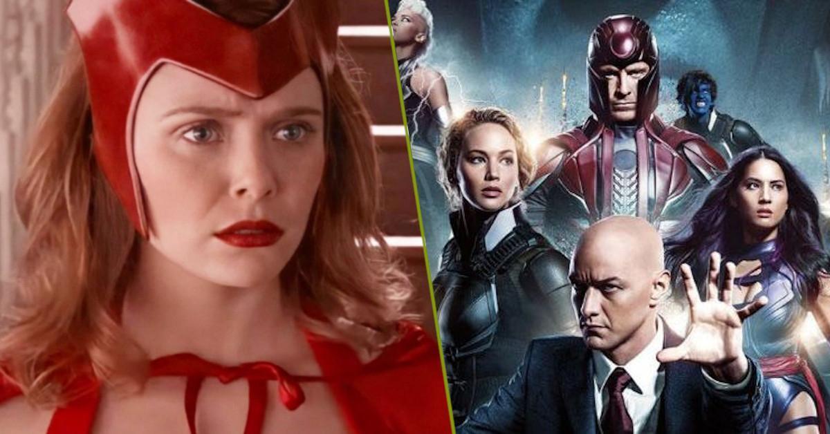 MCU Mutants X-Men Scarlet Witch Wanda