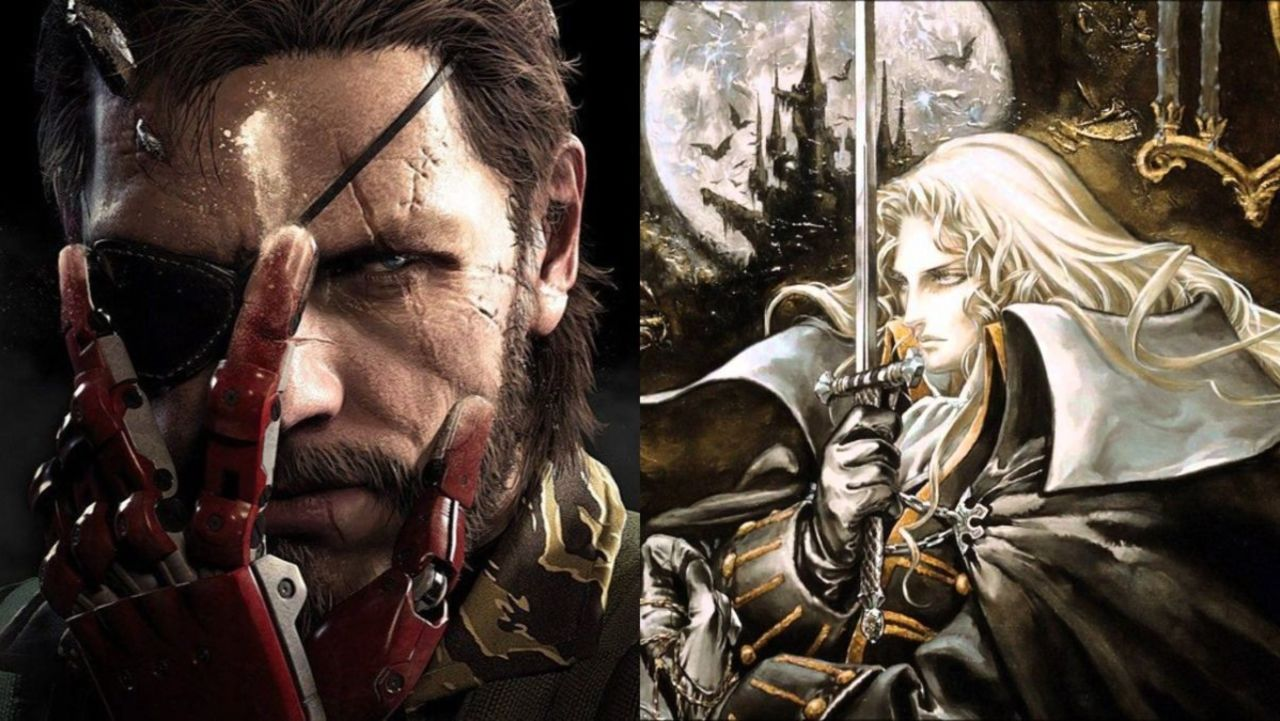 Metal Gear Solid and Castlevania Revivals Reportedly in the Works