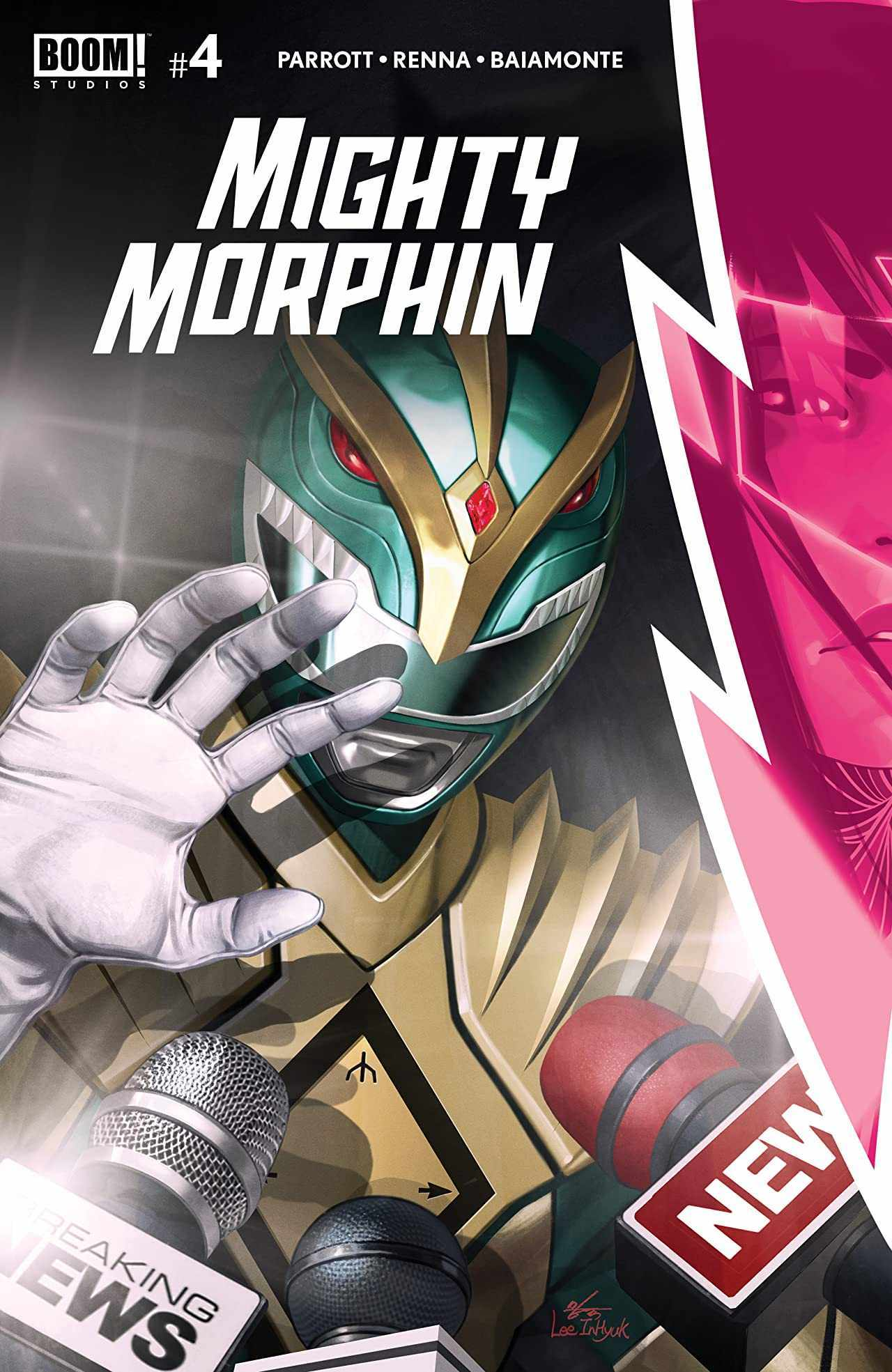 Mighy Morphin #4