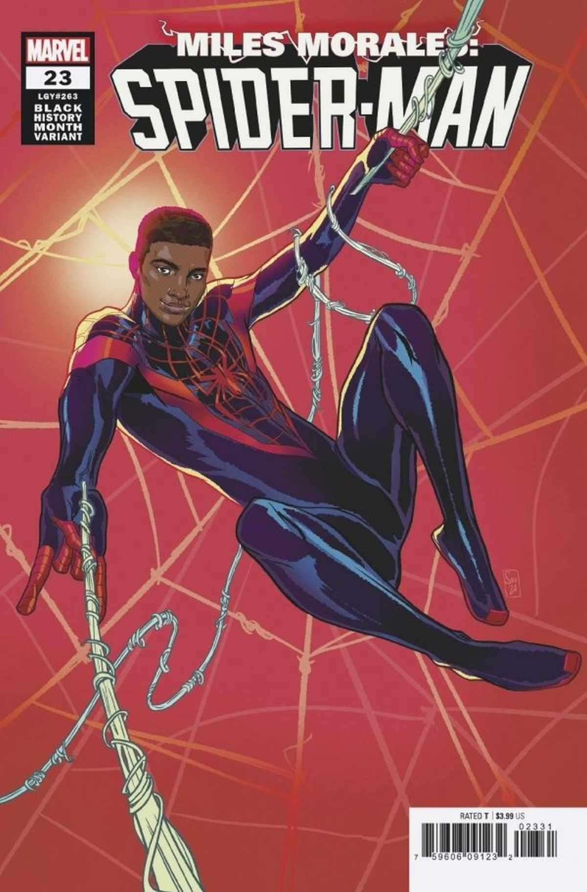 Miles Morales Spider-Man 23 Preview 002