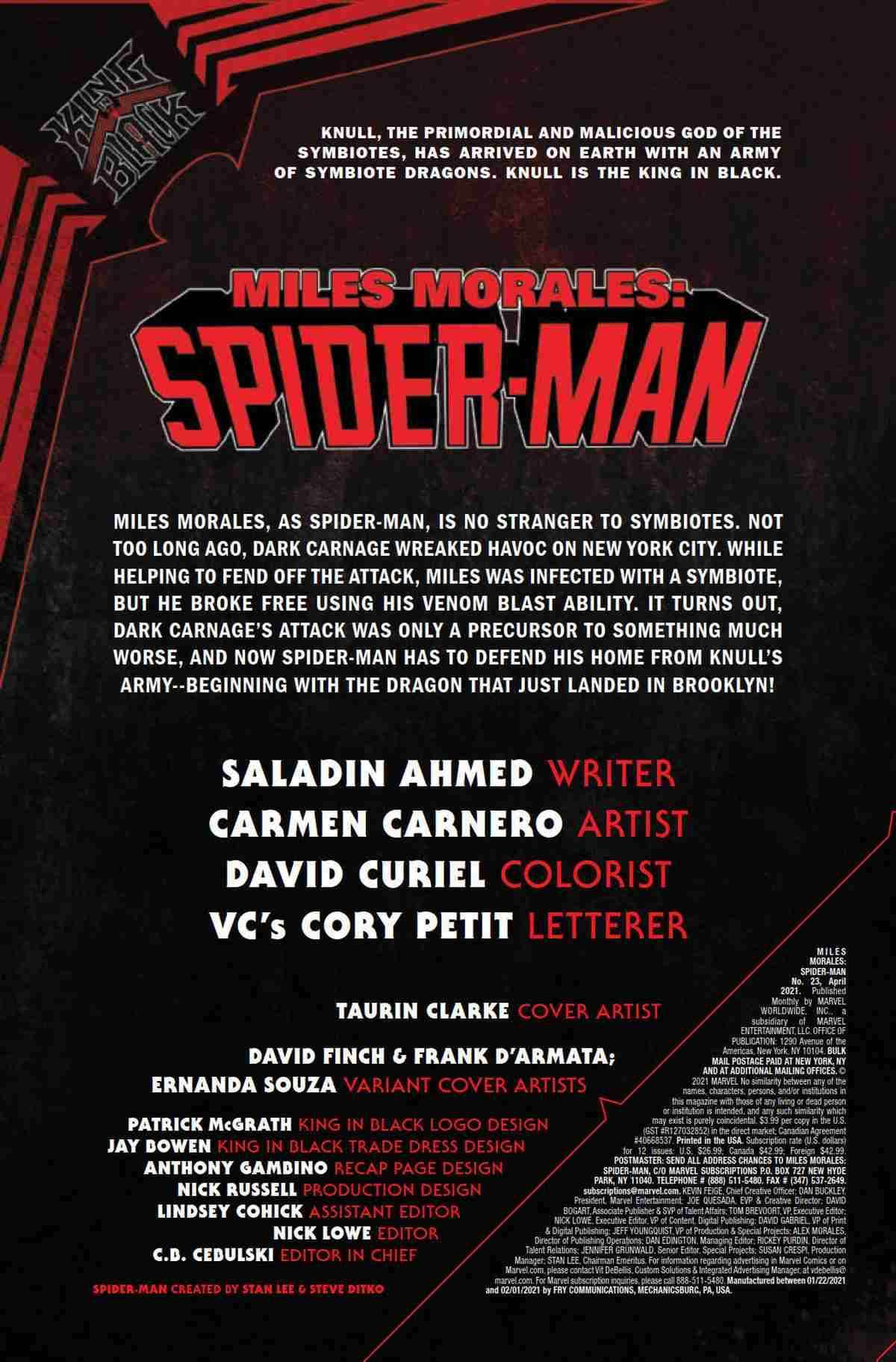 Miles Morales Spider-Man 23 Preview 004