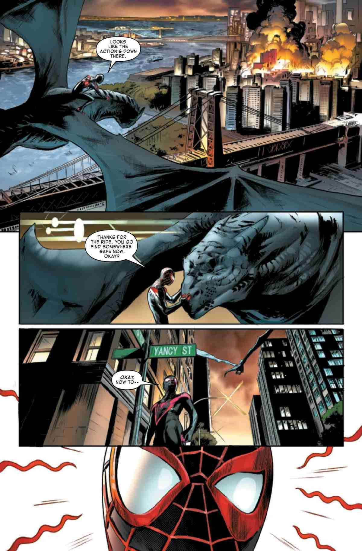 Miles Morales Spider-Man 23 Preview 005