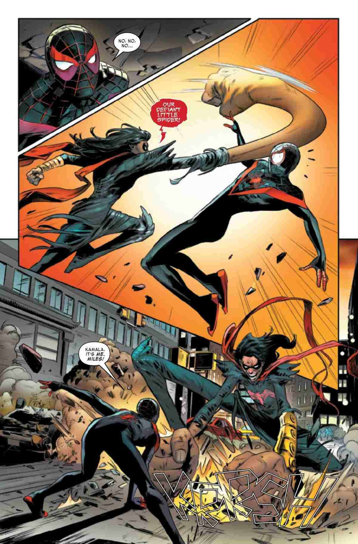 Miles Morales Spider-Man 23 Preview 007
