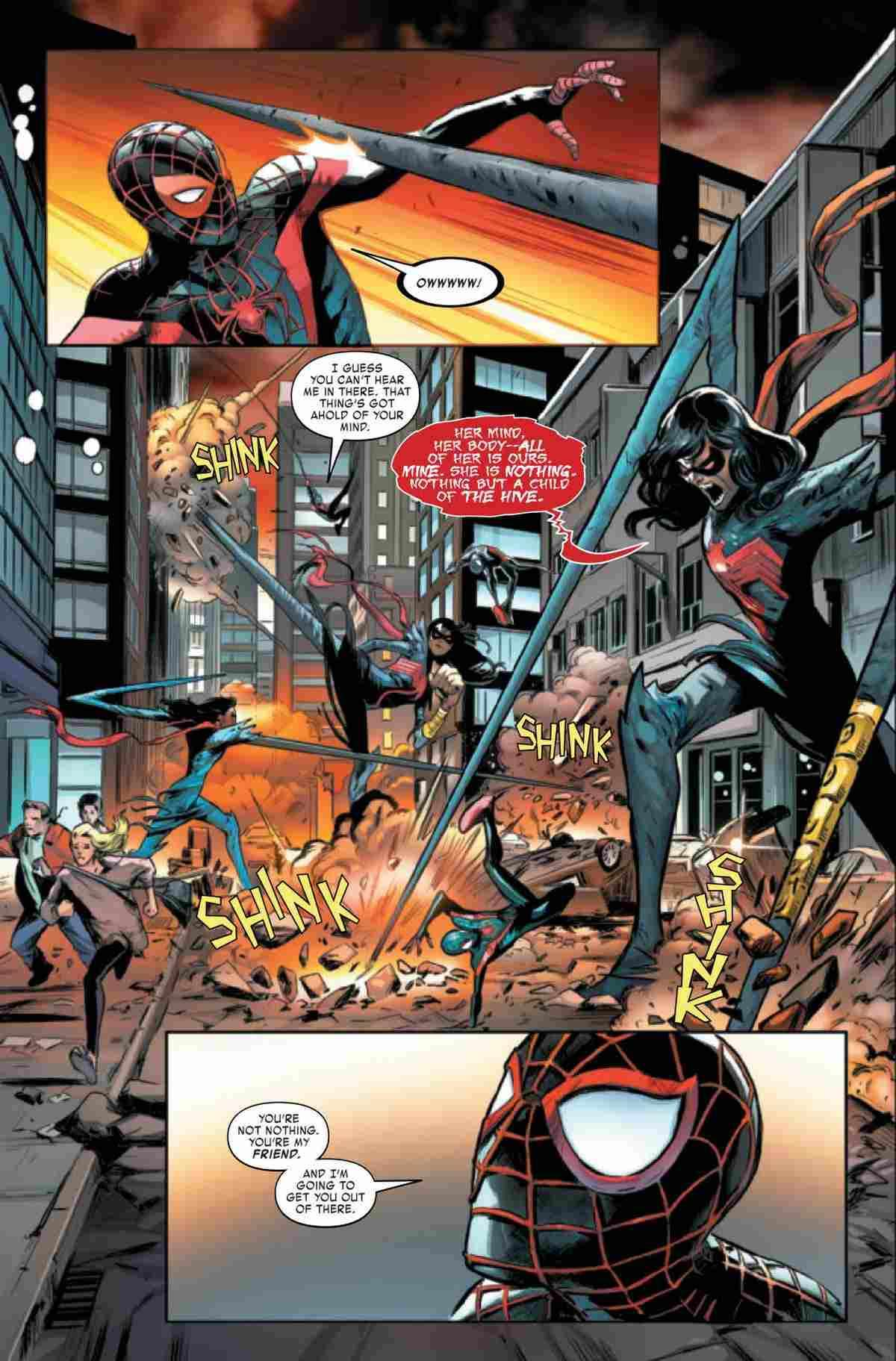 Miles Morales Spider-Man 23 Preview 008