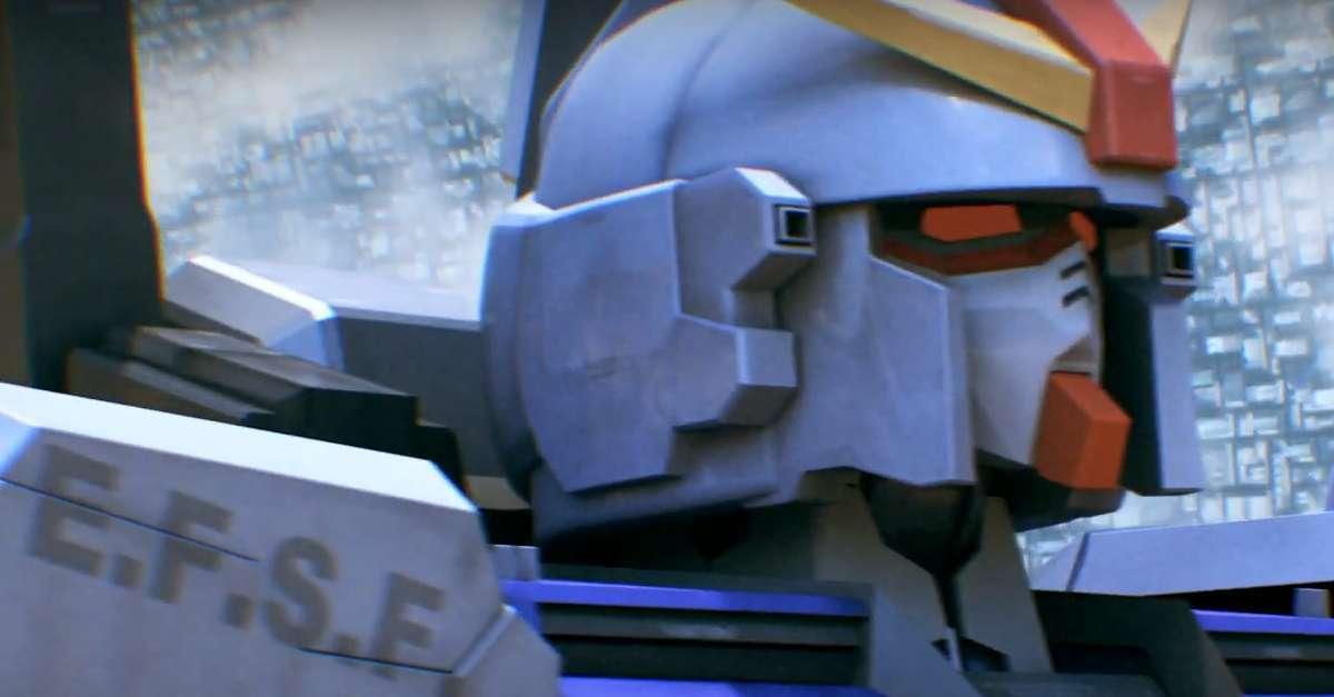 Mobile Suit Gundam Live Action