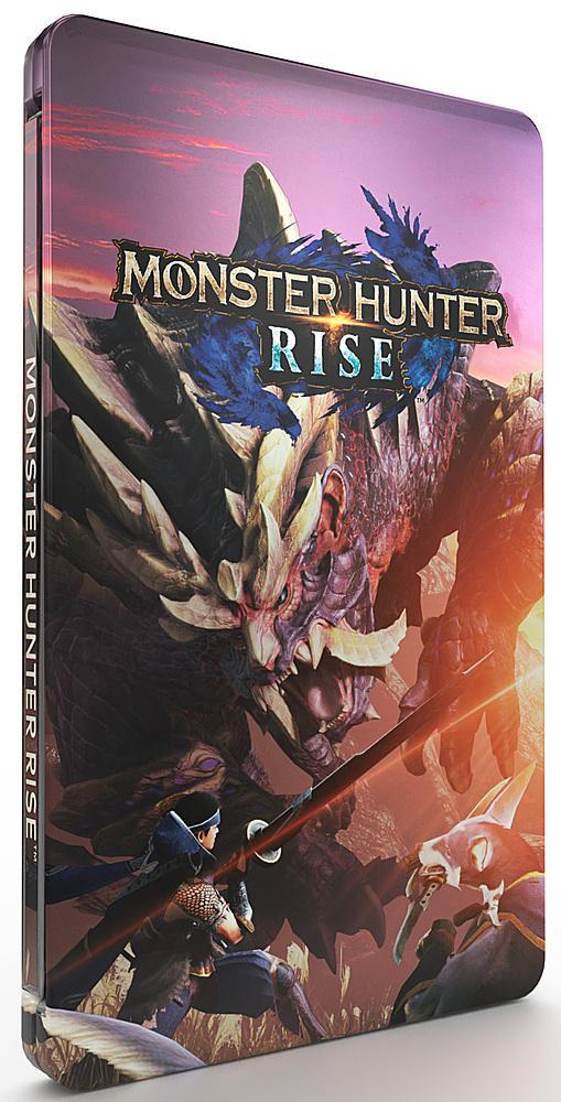Monster Hunter SteelBook