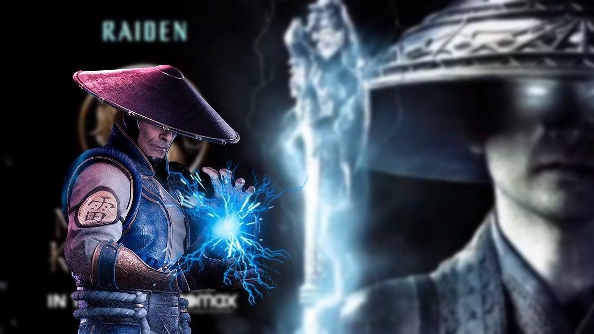 Mortal Kombat Movie Raiden
