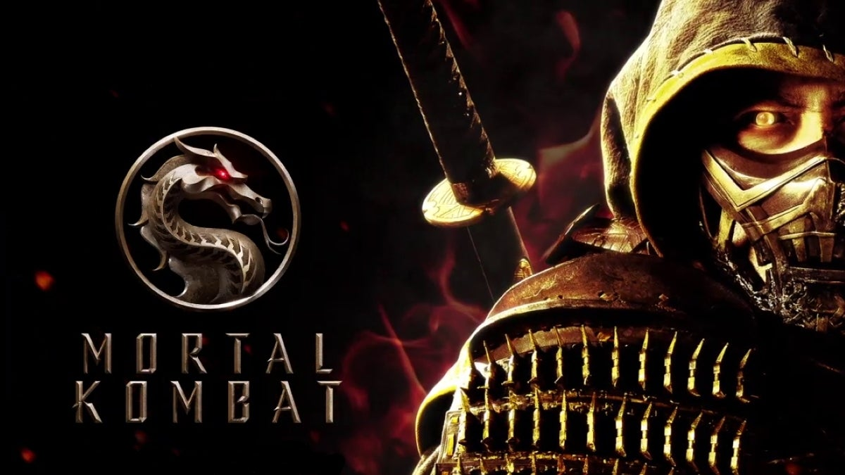 mortal kombat movie scorpion poster standard new cropped hed