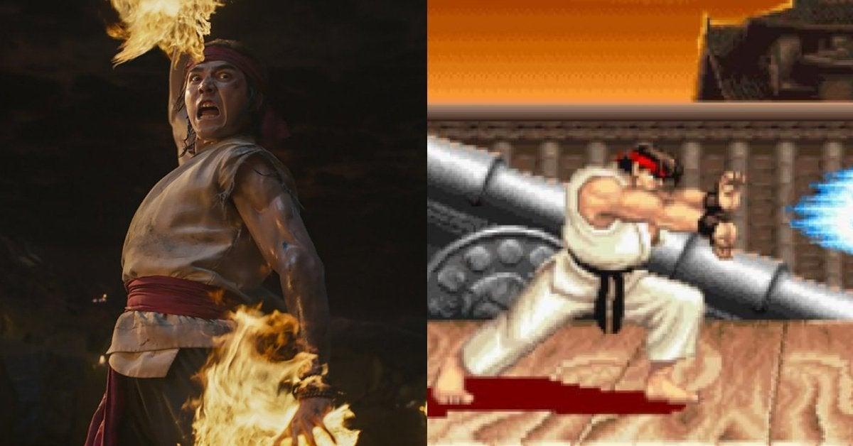 Mortal Kombat Ryu
