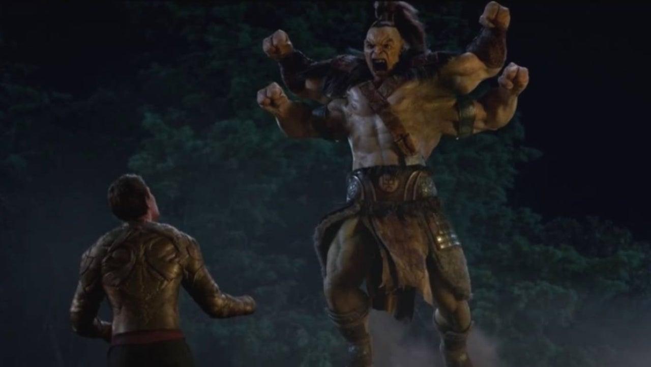 Mortal Kombat Producer Reveals Why Goro Is CGI