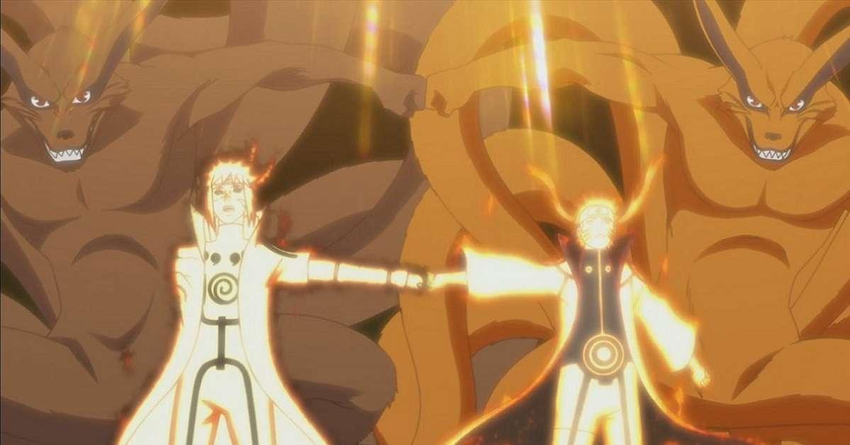 Naruto Death Reactions