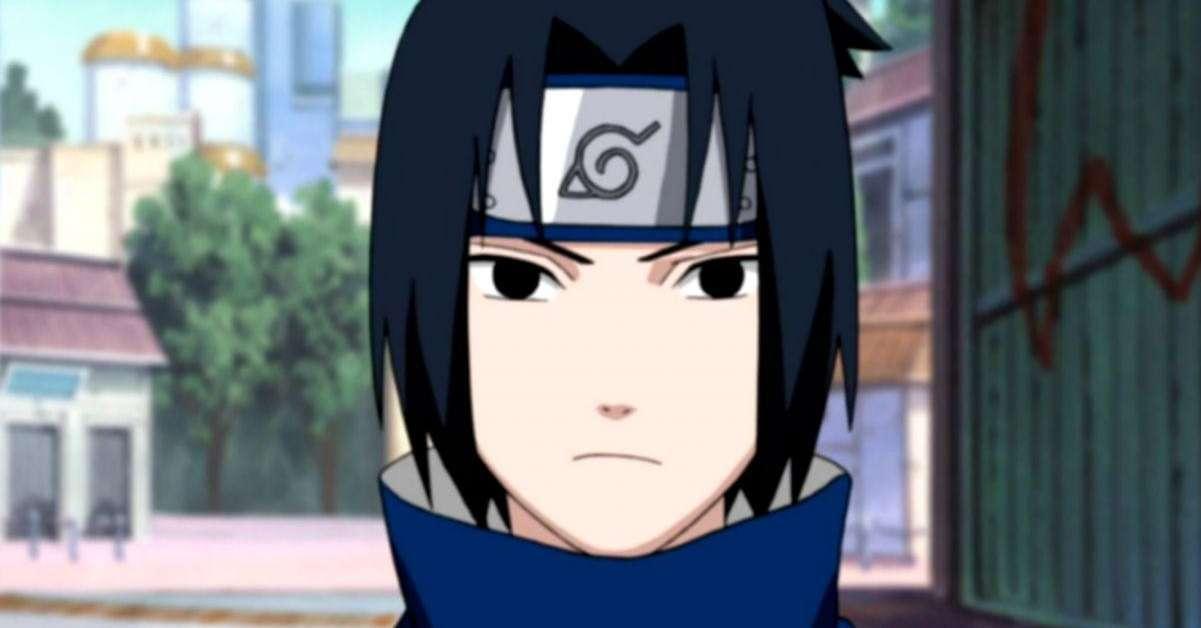Naruto Sasuke Cosplay