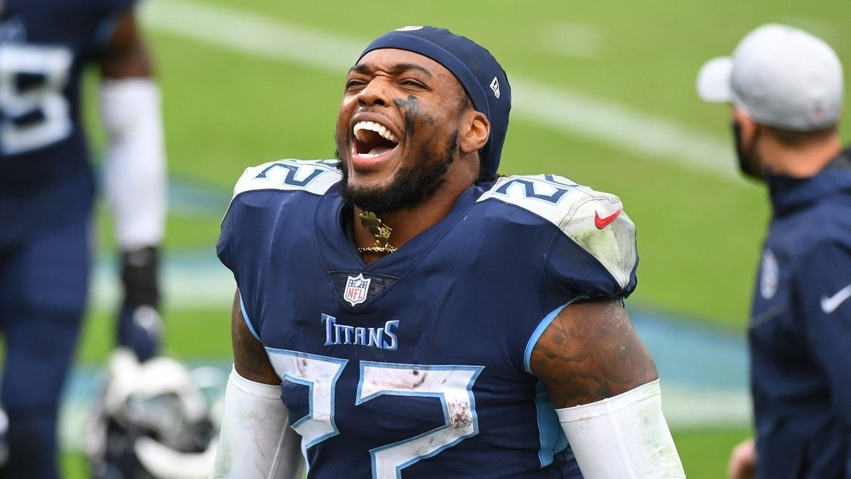 NFL Derrick Henry Madden