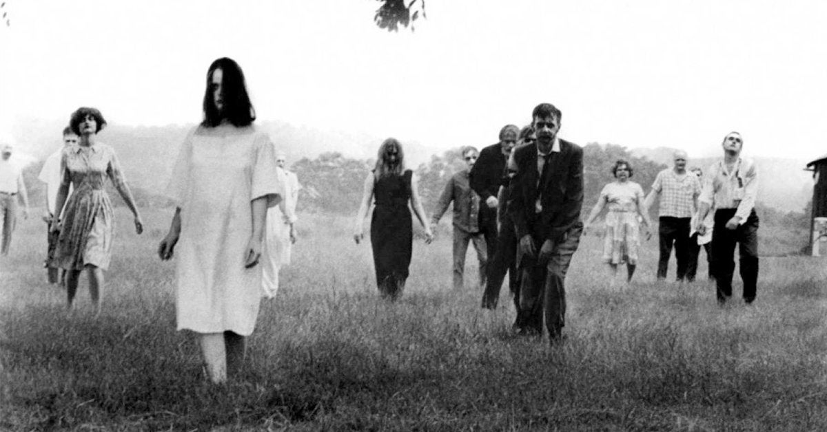 night of the living dead movie 1968 george romero