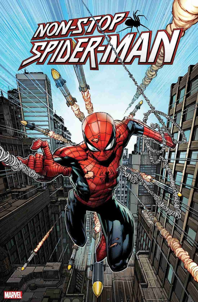 Non-Stop-Spider-Man-Preview-Cover