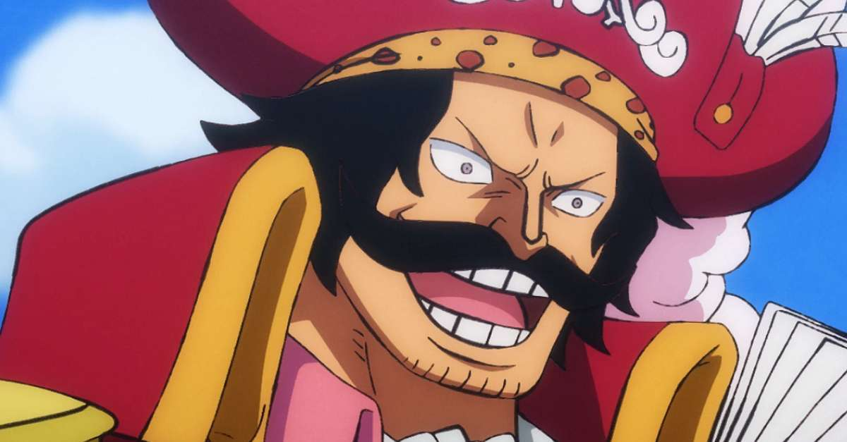 One Piece Gol D Roger Introduction