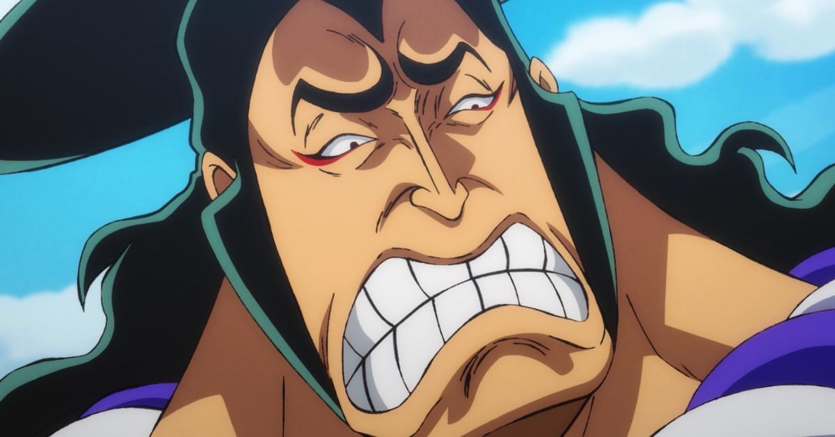 One Piece Reveals Oden's Hilarious Reaction to Gaining ...
