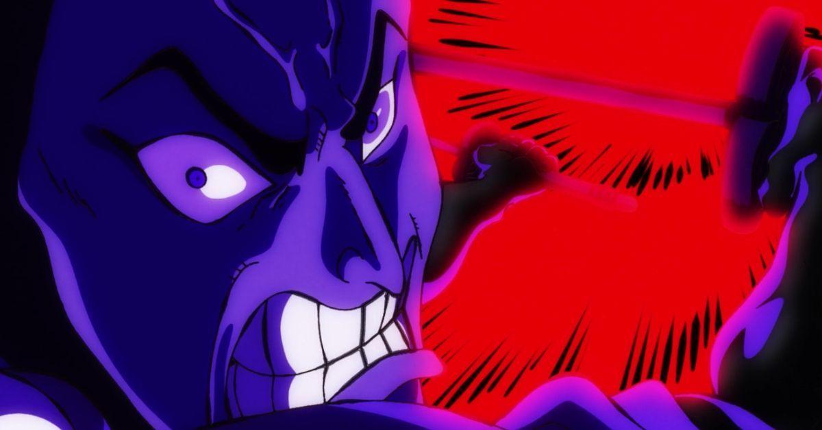 One Piece Oden Wano Flashback Anime