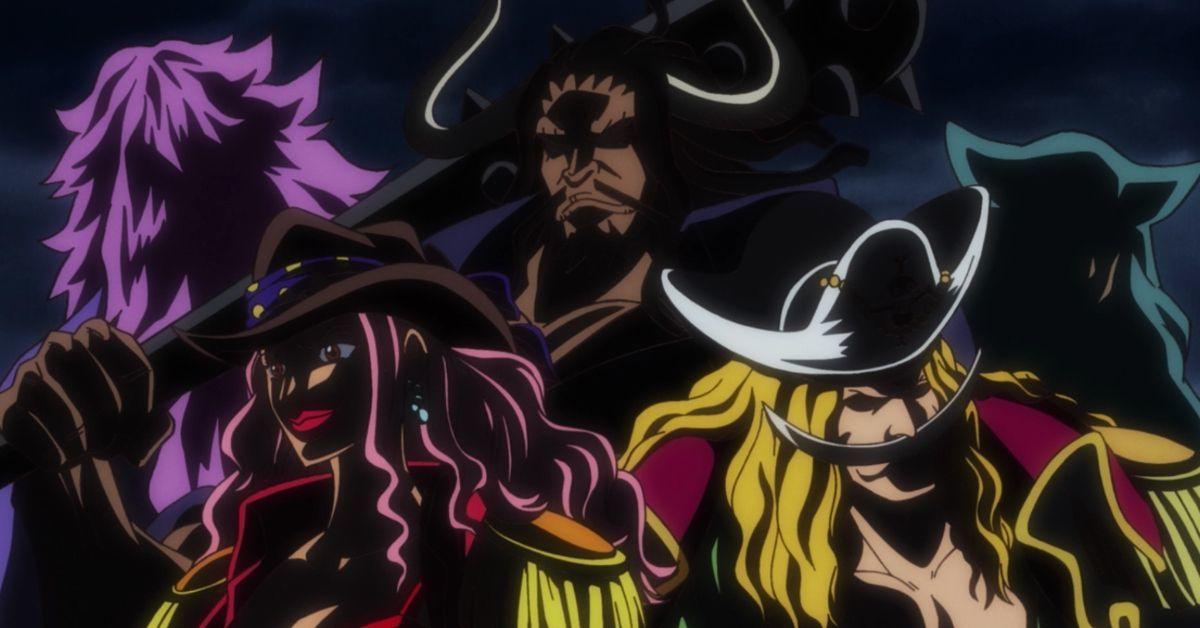 One Piece Accueille Un équipage De Pirates Infâme Dans L'anime - Tech  Tribune France