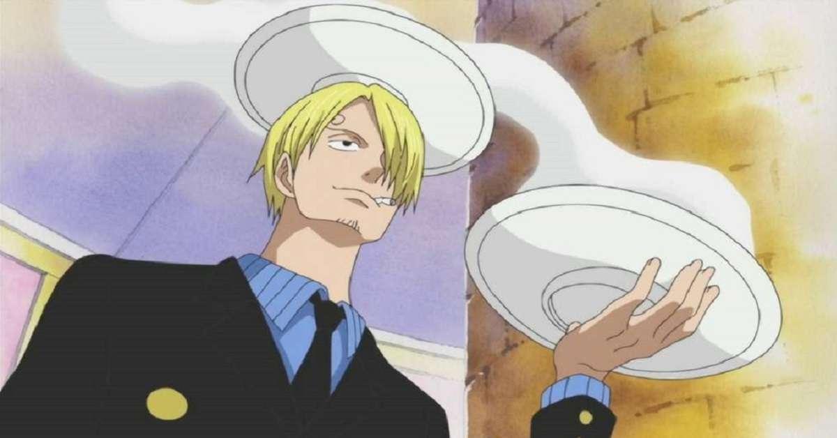 One Piece Sanji Cookbook