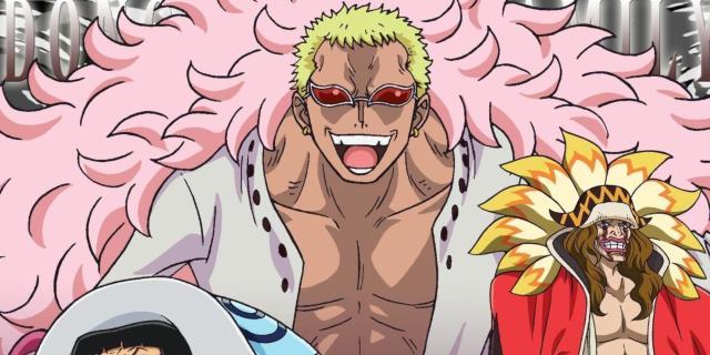 One Piece Season 11 Voyage 4 English Dub Episodes 668-680