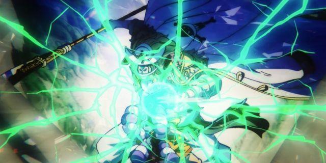 One Piece Whitebeard Oden Fight Flashback Anime