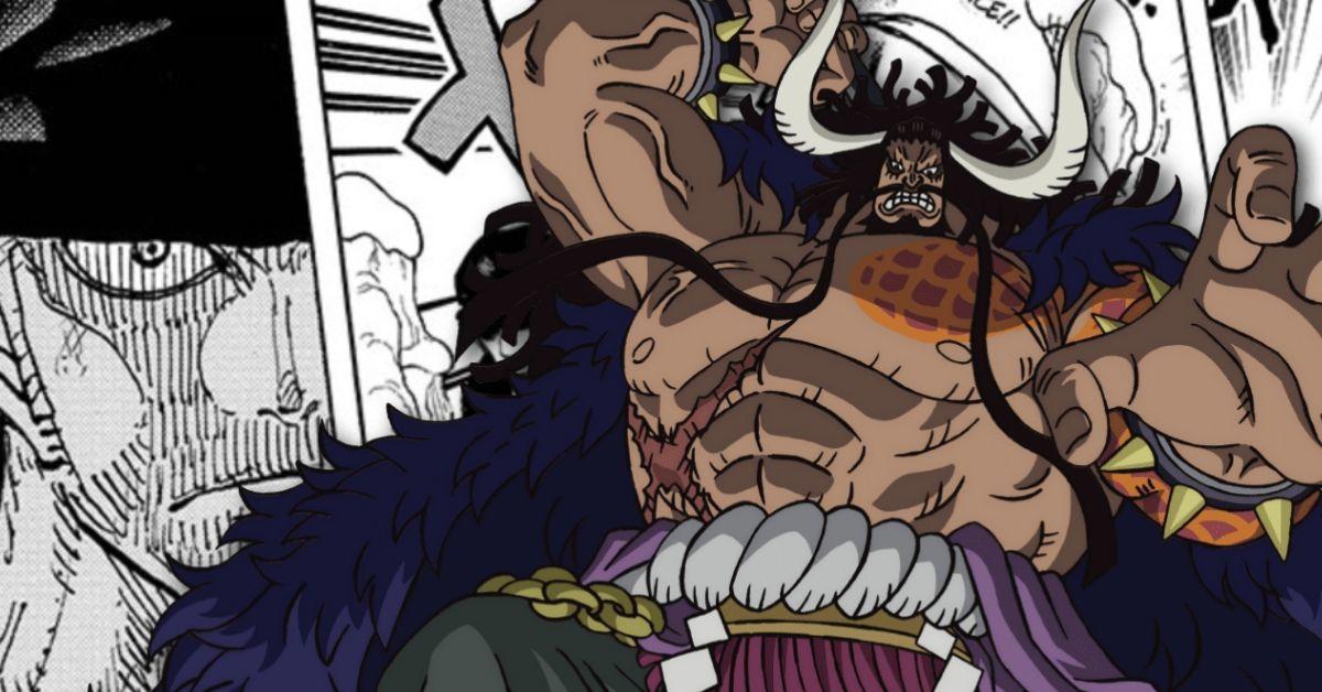 One Piece Zoro Kaido Threat Oden Sword Enma Spoilers Manga