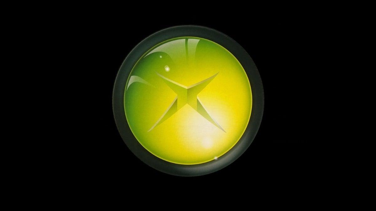original xbox logo