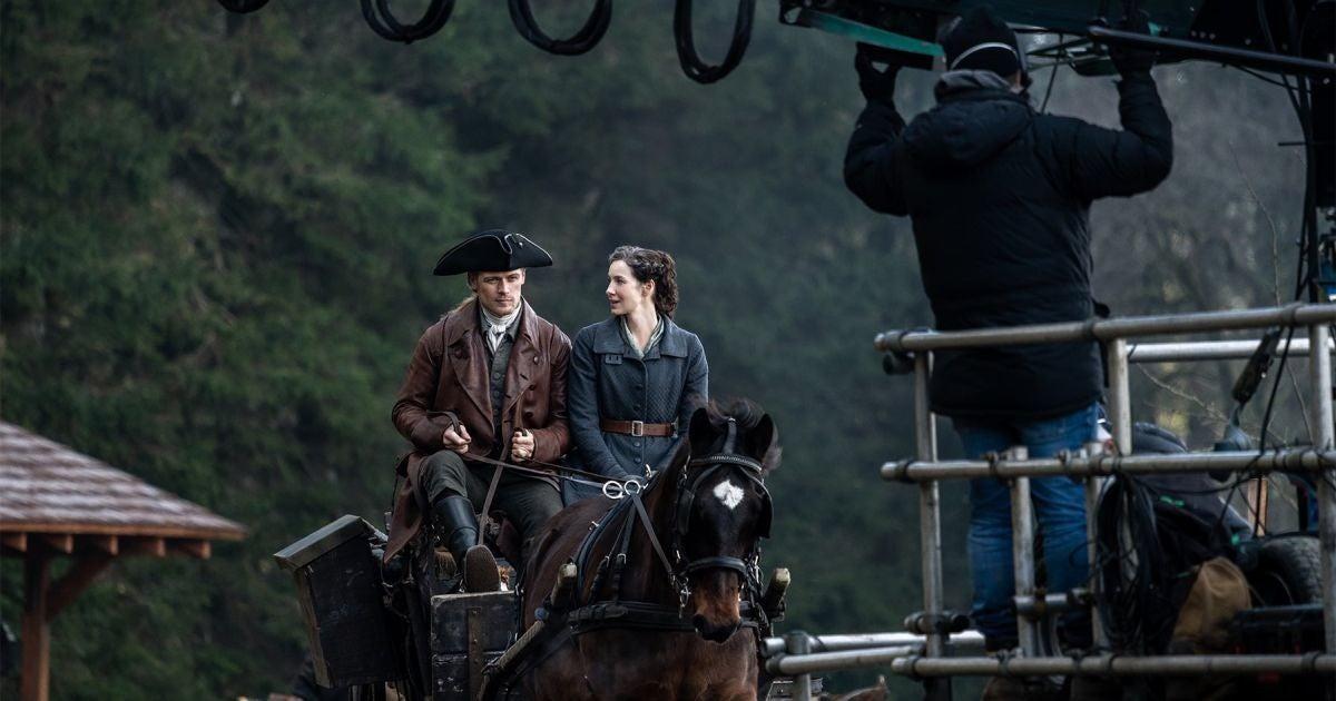 outlander season six filming